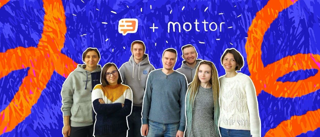 How toprocess more conversations per day: case study ofMottor online platform