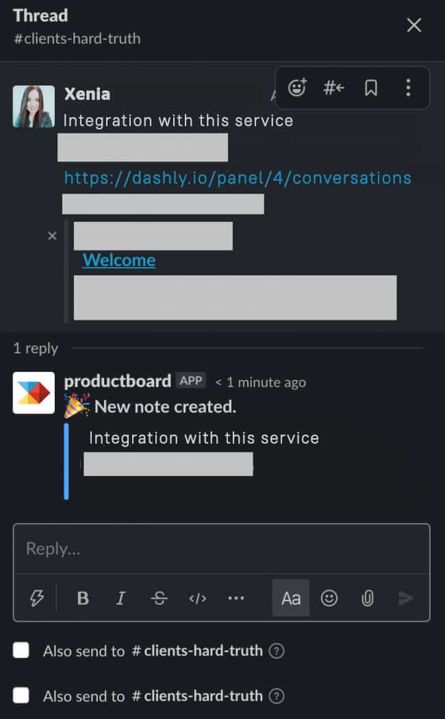 productboard integration