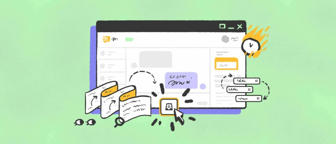 Speed UpYour Customer Support with Dashly Saved Replies