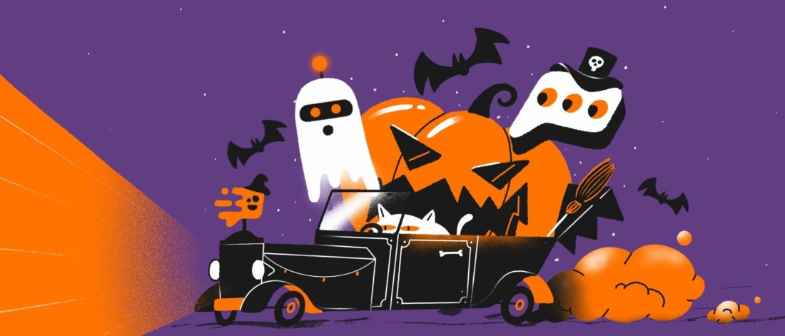 How toGet Your Website Ready for Halloween in5Minutes Using Dashly