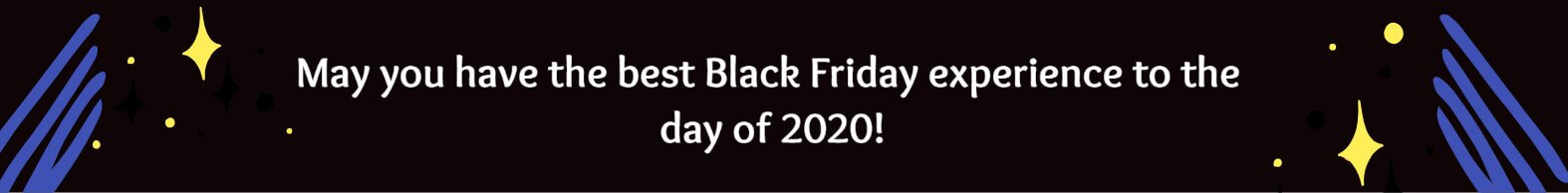 Last minute Black Friday and Cyber Monday ideas