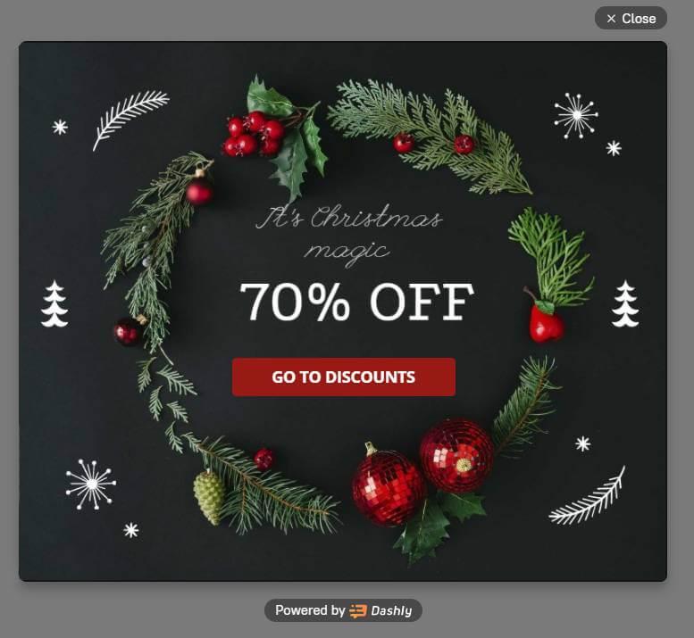 Christmas online marketing ideas