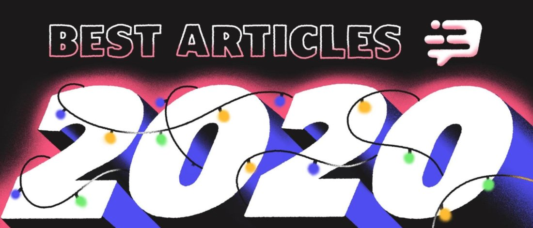 Best Dashy Articles of2020