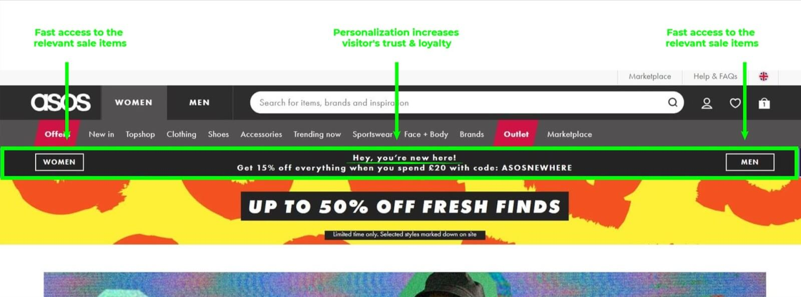 Email pop up