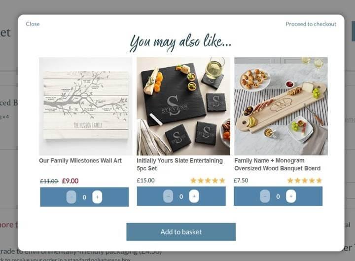 Reliable e-store attributes