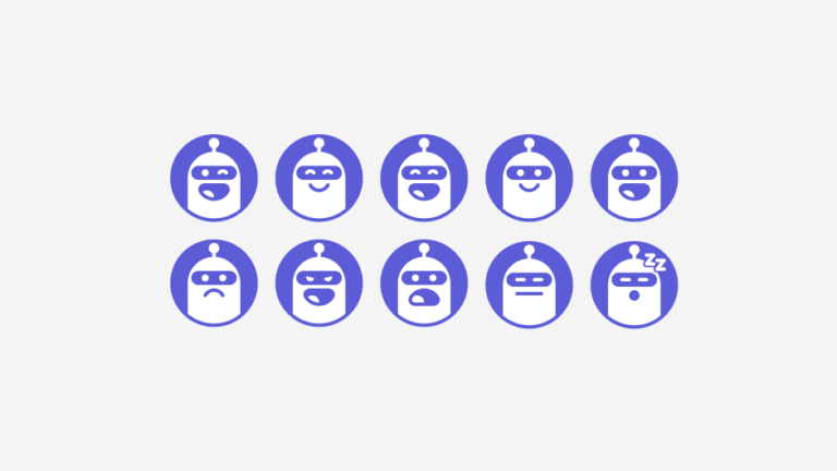 Chatbot icons