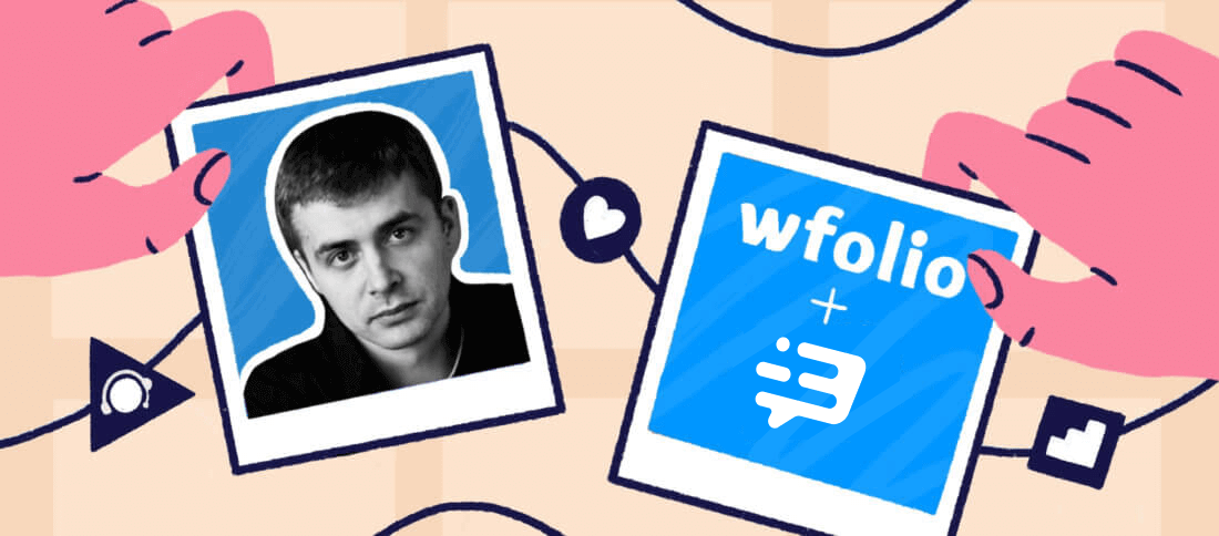 «Ittakes only 5minutes for agents torespond tocustomers»: How Wfolio merged 3teams with Dashly & Instagram integration
