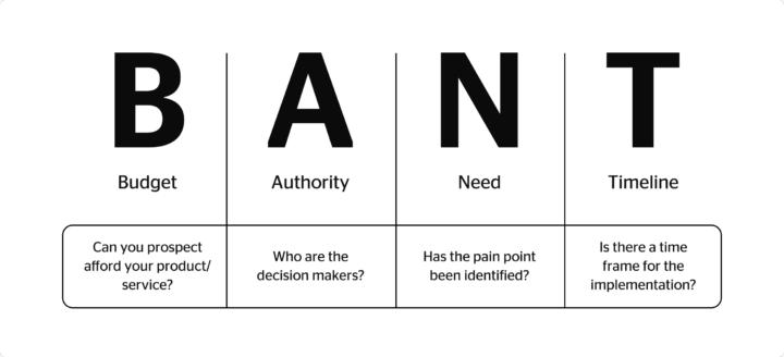 Bant explanation