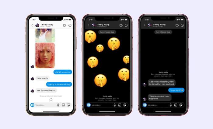The best messaging app: Instagram