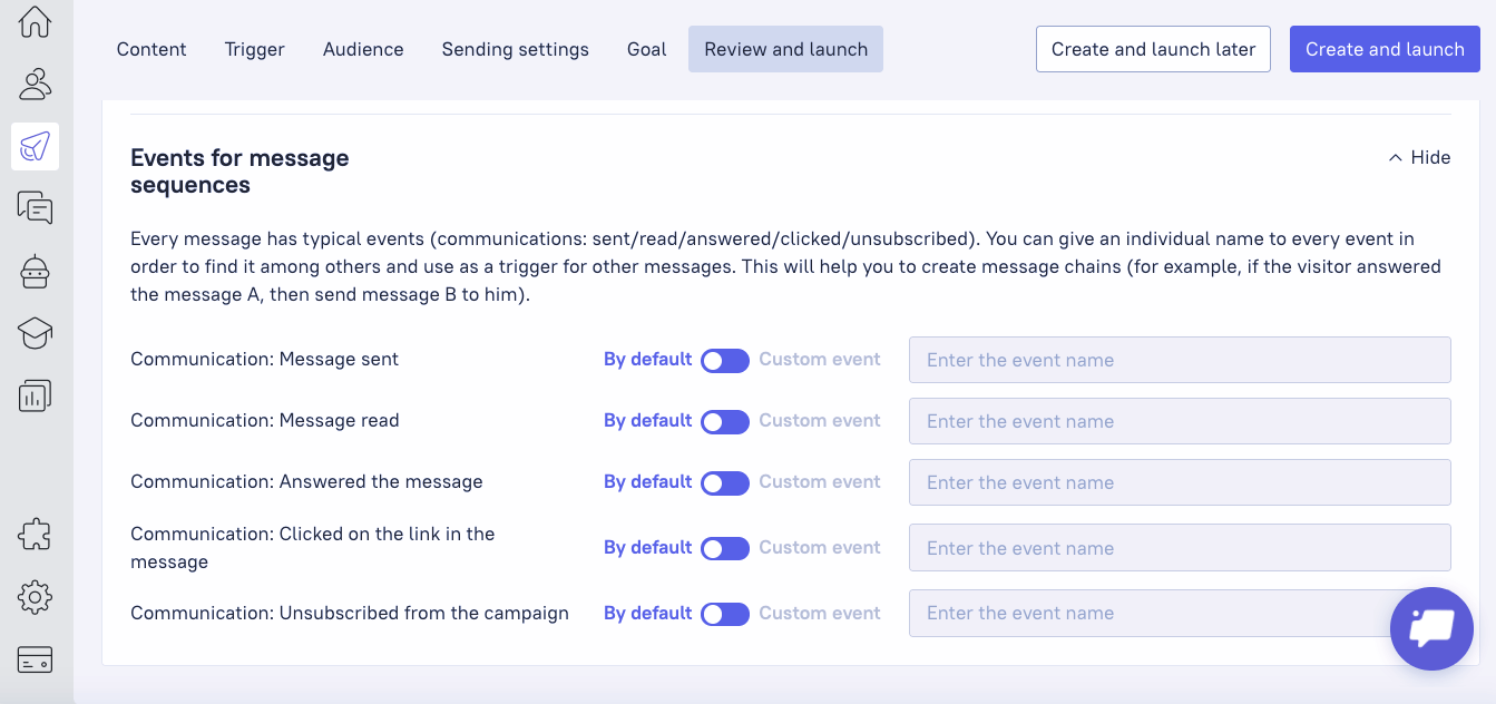 confirmation email examples